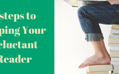 5 Steps to Helping Your Child Out of the Reluctant Reader Stage
