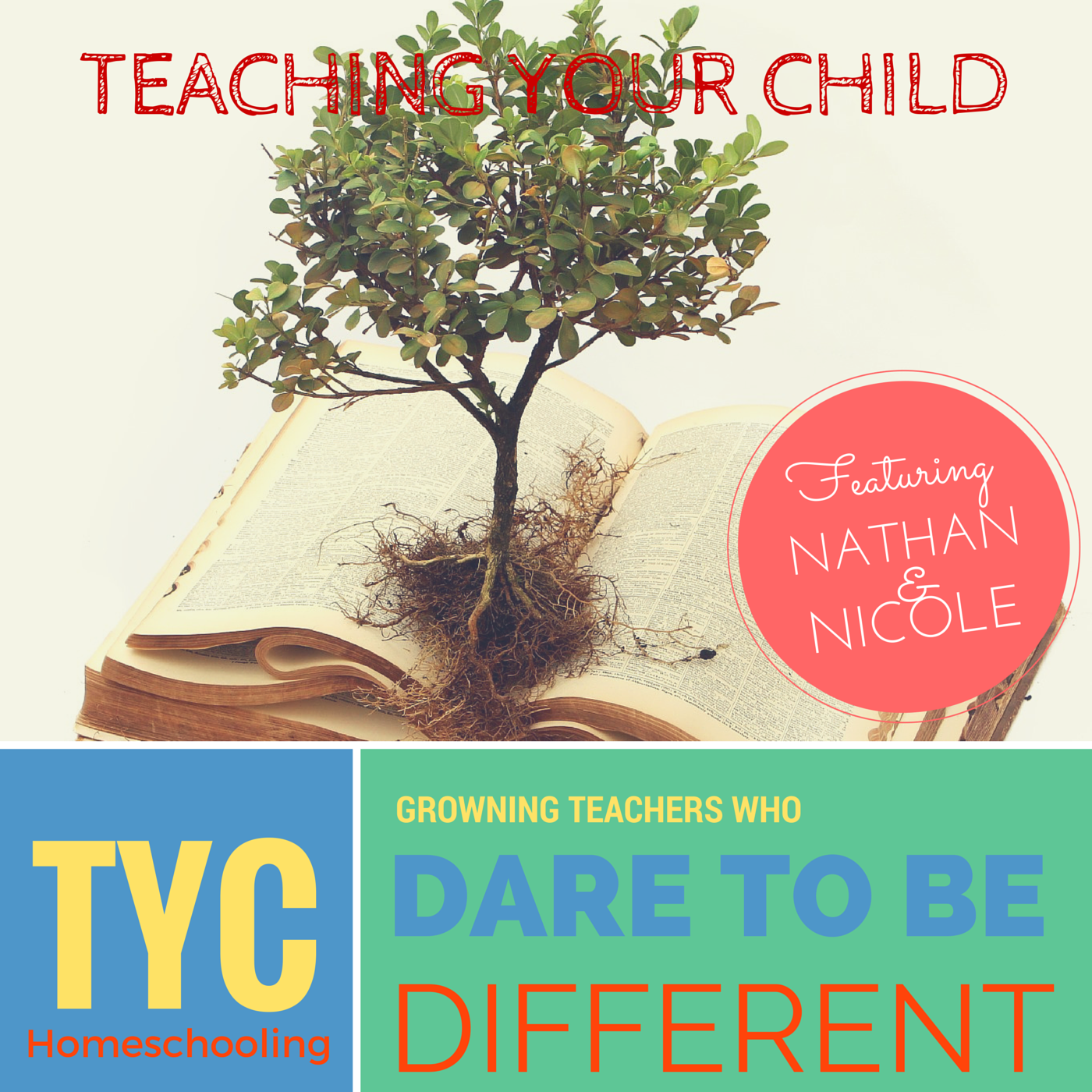 The Teaching Your Child Homeschool Podcast